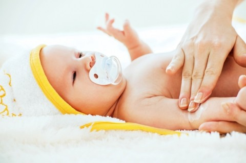 Baby skin care products enjoying boom in China
