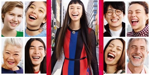Shiseido creates new advertising campaign for 2017